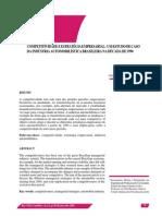 COMPETITIVIDADE E ESTRATÉGIA EMPRESARIAL - UM ESTUDO DE CASO - 14 pgs