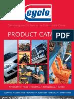 2011Cyclo Catalog