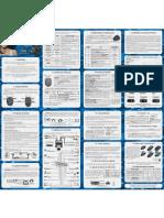 Positron - Manual Alarme l2005 Cyber Px Fx Exact