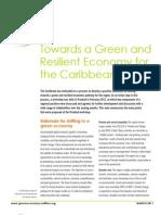 Caribbean National Dialogue - a short paper