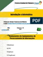 aula 1- Introdução a Info