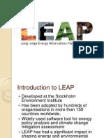 Presentation LEAP