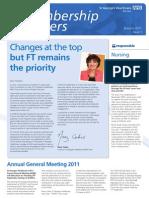 Membership Matters Autumn 2011