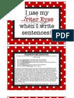Writer's Eyes