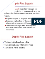 DFS algorithm
