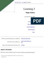 Learning J