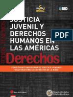 CIDH Informe sobre Justicia Juvenil y Derechos Humanos en las Américas