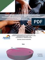 Perfil Socioeconômico dos Beneficiários do Programa de Inclusão Produtiva - Compromisso Nacional - PE no Batente - Camocim de São Félix