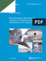 Recomanacions Tecniques Disseny Infraestructures[1]