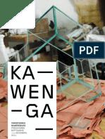 Kawenga // programme 2nd semestre 2011