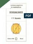 Desigualdades - P.P. Korovkin
