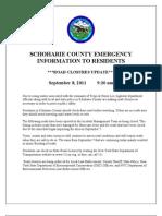 Schoharie Co Road Closures