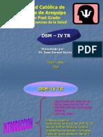 DSM IVTR