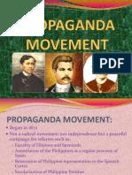 Propaganda, Revolution, Independence