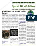 El Bandoneón-Comments From Spanish 360 With Fabiana