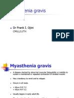 Myasthenia gravis3