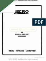 Hero Motors Ltd 2006