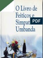 Míriam de Oxalá - O Livro de Feiticos e Simpatians de Umbanda (1)