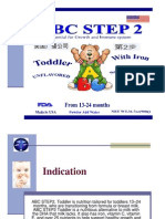 1991- Step 2 ,ABC Toddler ,Milk-based 09,08,2011