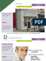 Correction de la Surdité Orléans - Audition conseil Orléans