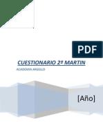 Cuestionari Martin Maier2A M