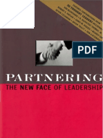 Partnering_the New Face of Leadership