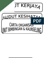 Label Contoh