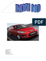 Marketing Management on Hyundai i 10