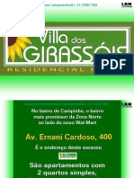 Villa Dos GirassÓis Madureira