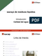 Manejo de residuos líquidos (riles)2011
