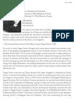 Dziga Vertov | Senses of Cinema
