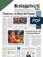 Il.Messaggero.08.09.11