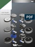 Wilson Tool Trumpf forming tools - HP and Basix