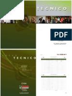 Primer Informe de Gobierno Anexo Tecnico