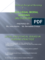 Advanced Medical-Surgical Nursing 1