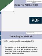 Curso Telefonia Fija ADSL RDSI