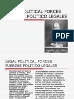 Legal Political Forces