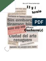 33,3 - No5 (firma Cacharro(s))