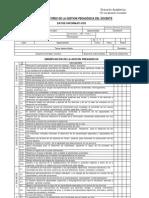 Ficha Monitoreo Port a Folio Docente