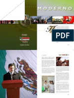 Primer Informe de Gobierno Eje 4 Zacatecas Moderno