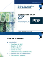 Introduction Sap