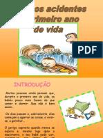 PREVENۂO DE ACIDENTES - 2009