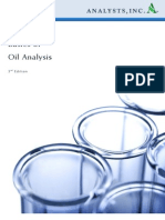 Basics of Oil Analysis