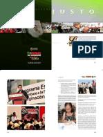 Primer Informe de Gobierno Eje 5 Zacatecas Justo