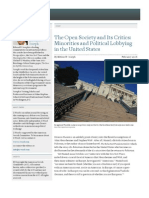 The Open Society and Its Critics