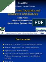 Dec Forest Day COP14Poznan Faizal Parish GEC