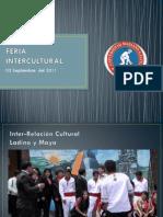 Feria Intercultural Quetzaltenango
