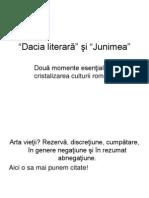 Dacia literară