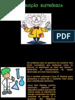 Atomistica-Distribuição eletrônica