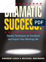 Dramatic Success - Andrew Leigh; Michael Maynard